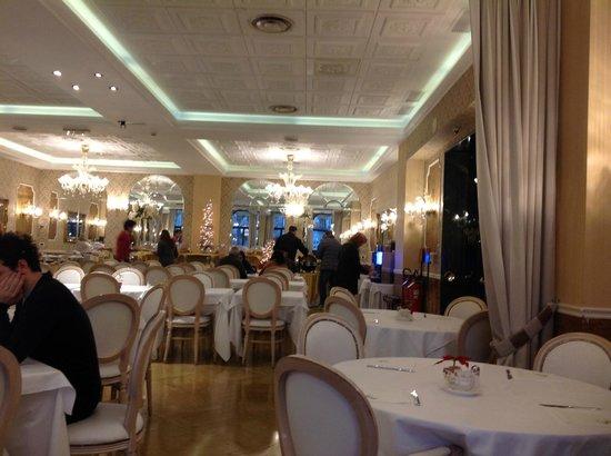 Hotel Principe : sala do café da manhã