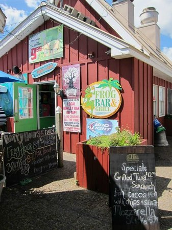 Photo of American Restaurant Frog Bar at 806 South Boardwalk, Ocean City, MD 21842, United States