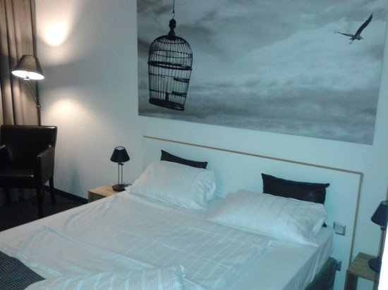 TRYP by Wyndham Wuppertal: Goed bed.