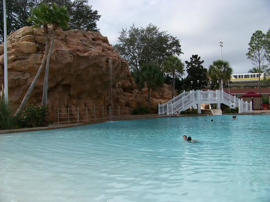 Disney's Grand Floridian Resort & Spa: Pool