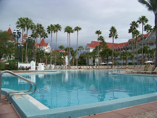 Disney S Grand Floridian Resort Spa Pool At