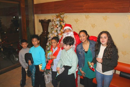 New Star Hotel Hanoi: Christmas party-children