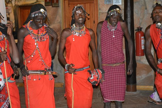 Sarova Mara Game Camp: Nightly entertainment