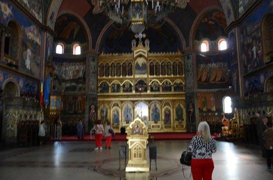 Orthodox Cathedral: Sibiu-Hermanstadt Oktober 2013