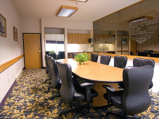 BEST WESTERN PLUS Mill Creek Inn: Mt Hood Board Room
