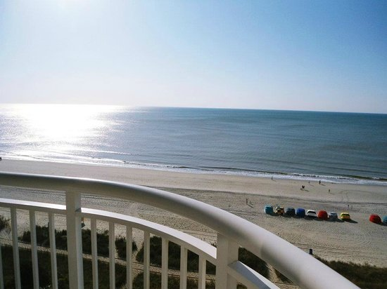 The Breakers Resort : View from our balcony