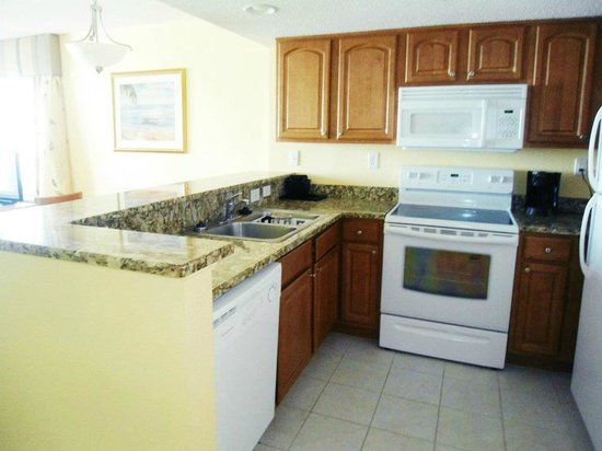 The Breakers Resort : Our kitchen