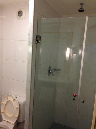 Ibis Rio de Janeiro Santos Dumont : banheiro