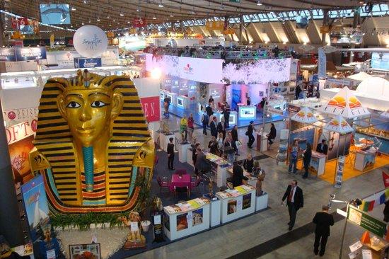 Cmt Urlaubsmesse Auf Der Messe in Stuttgart