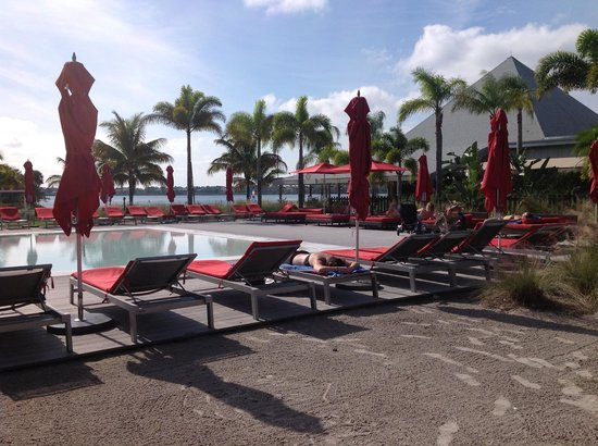 Club Med Sandpiper Bay: Family Pool by day