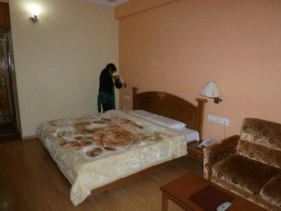 Hotel Dalhousie Heights: bedroom