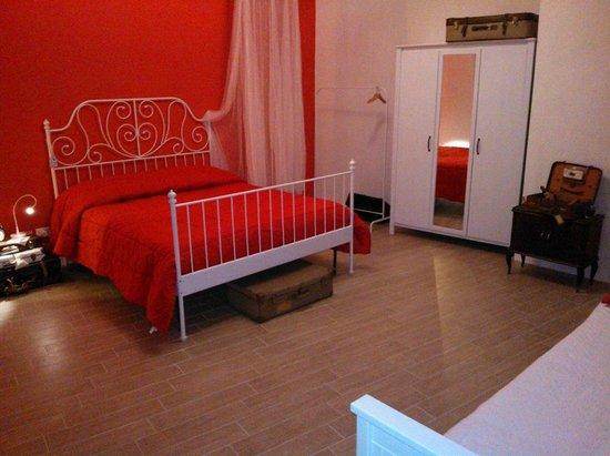 B&B del Corso Altamura : La calda e intrigante camera Imperiale...