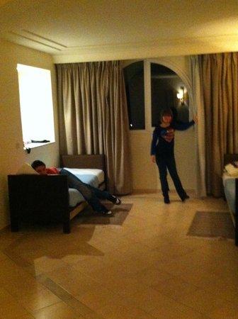 Seabel Alhambra Beach Golf & Spa : chambre
