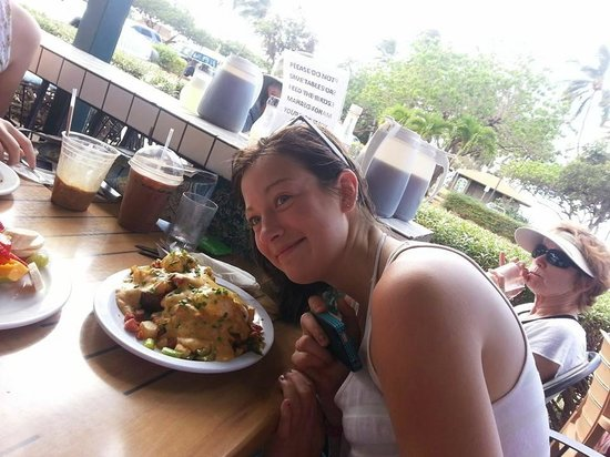 Kihei Caffe : Big Portions