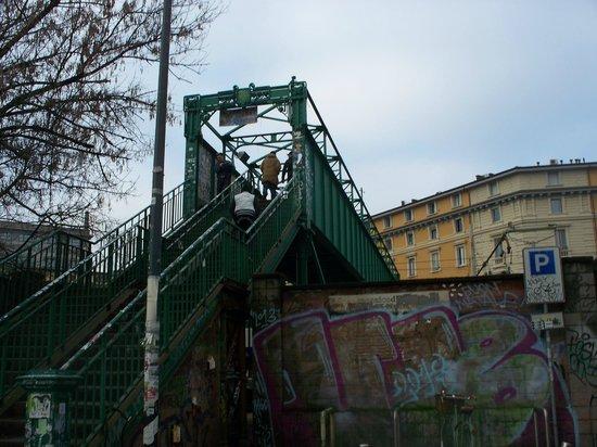 Ponte Degli Artisti
