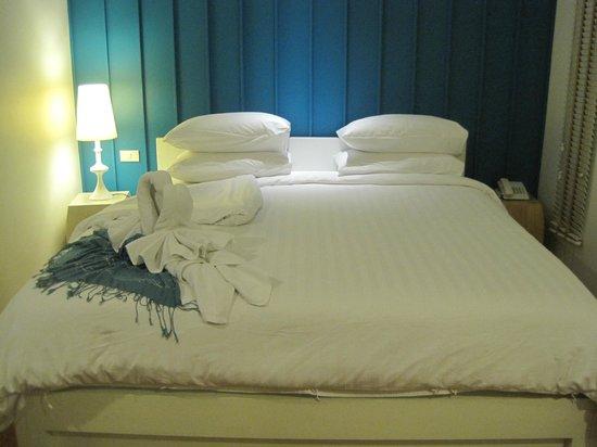 Bussaba Bangkok: Bed