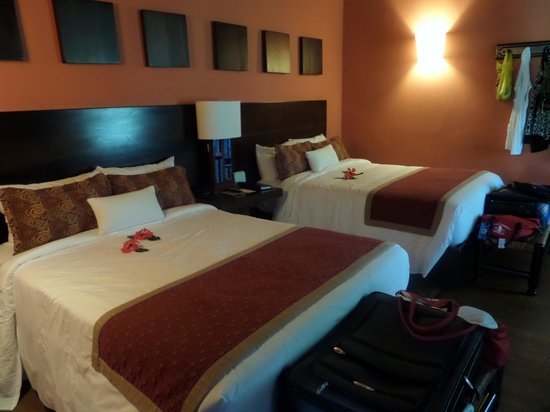 Zoetry Agua Punta Cana: notre chambre a coucher