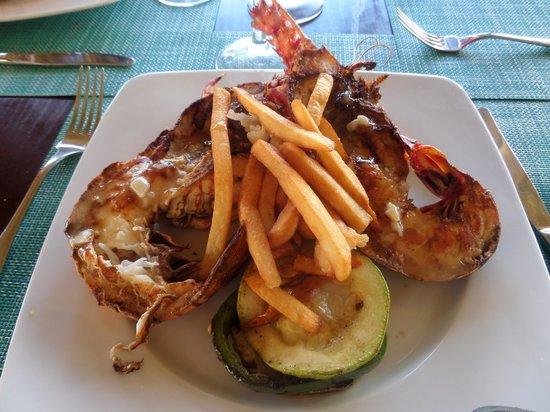 Zoetry Agua Punta Cana: le bon diner d homard