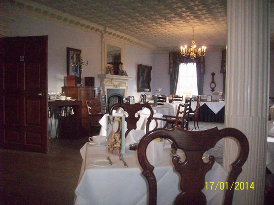 Chilston Park Hotel: Breakfast
