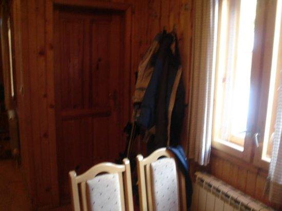 Iglika Palace Hotel: Ski wear hangers