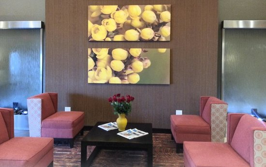 Holiday Inn Express Hotel & Suites Indianapolis W - Airport Area: Lobby