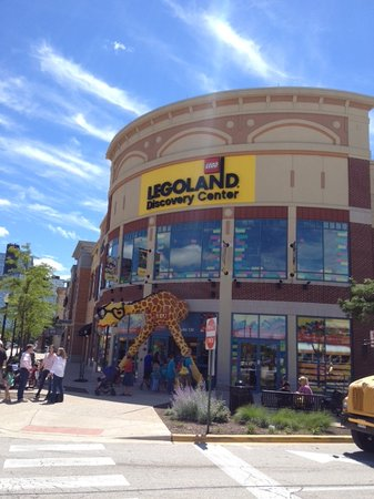 Шаумбург, Илинойс: Welcome to LEGOLAND Discovery Center Chicago!