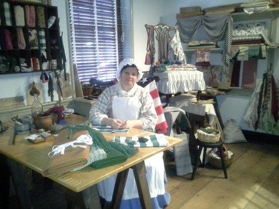 Betsy Ross House : Betsy