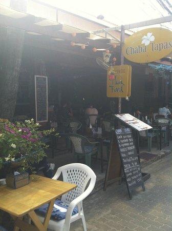 Chaba Tapas Restaurant Bar