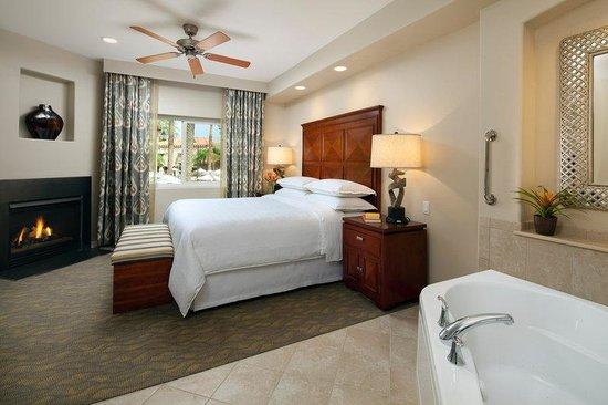 Sheraton Desert Oasis: One Bedroom Premium Villa