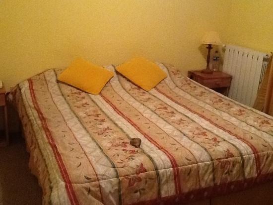 Hostal Ovejero: cama comodisima