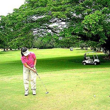Hilo Naniloa Hotel: Golf Course