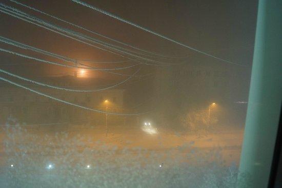 Tygyn Darkhan: 5 утра. -48 за окном.