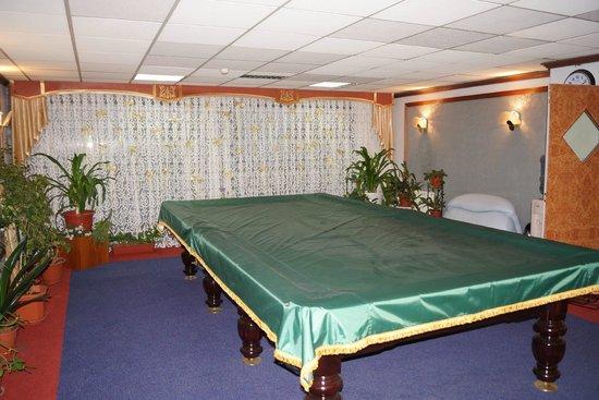 Tygyn Darkhan: 6-й этаж. Холл