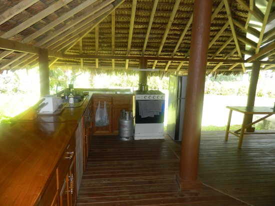 Paray Lodge: Dinning area with Kitchen