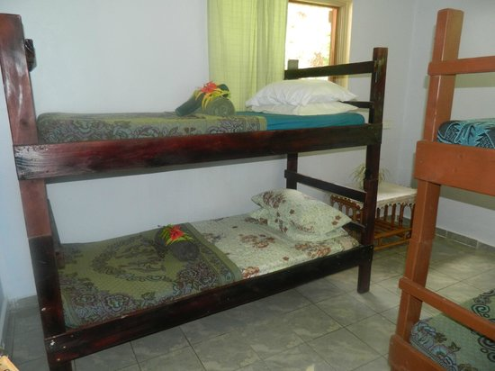 Paray Lodge: Single beds.