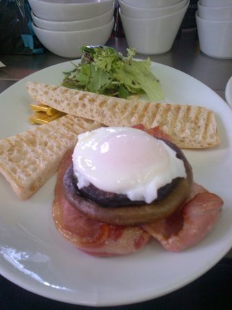 Barista: Brunch two for £10.00 deal