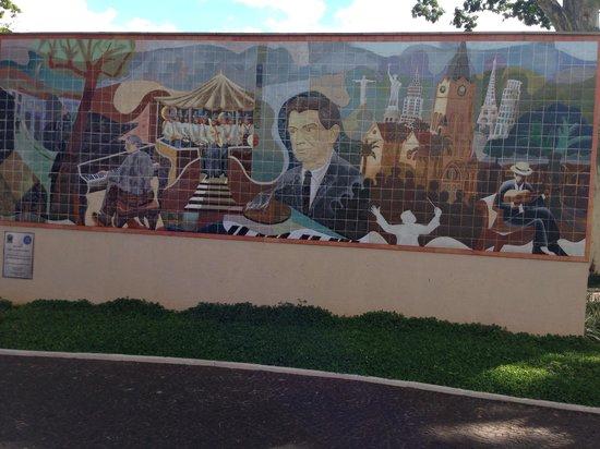 Mural Zequinha de Abreu