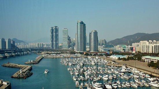Park Hyatt Busan - View from 10th Floor