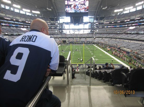 AT&T Stadium: Cowboy Stadium at its finest