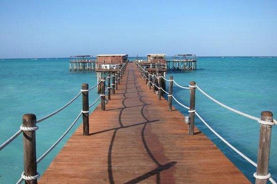 Essque Zalu Zanzibar: Jetty