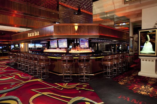 Western Village Inn & Casino: Poker Bar