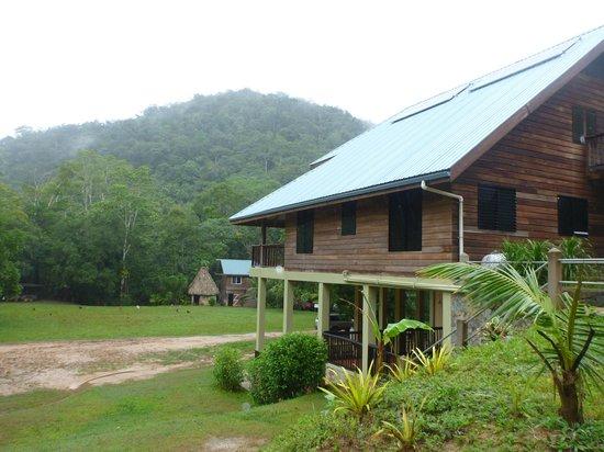 Martz Farm Treehouses and Cabanas Ltd.: The grounds at Martz Farm