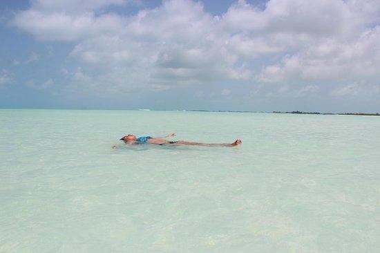 Playa Paraiso: paraiso!!