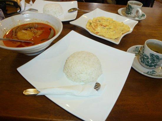 Cafe 1511: cucina nonya