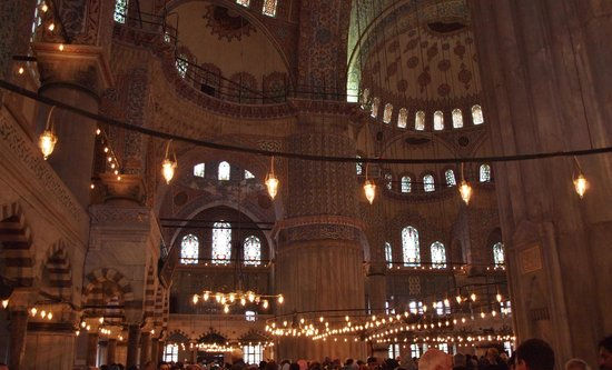 Daily Istanbul Tours: Blue Mosque