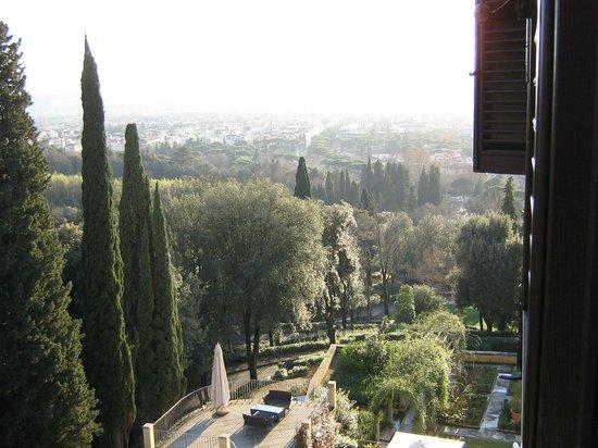 Il Salviatino : La vista