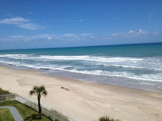 Indian Harbour Beach Club View Of
