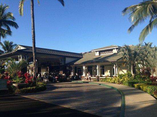 The Westin Princeville Ocean Resort Villas: Main entrance