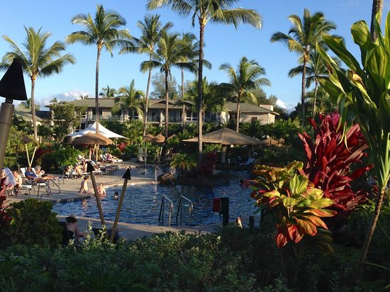 Westin Princeville Ocean Resort Villas : Adult Pools