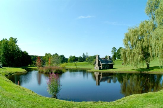 The Garrison - Golf, Restaurant, Events & Inn: GARRISON GOLF COURSE